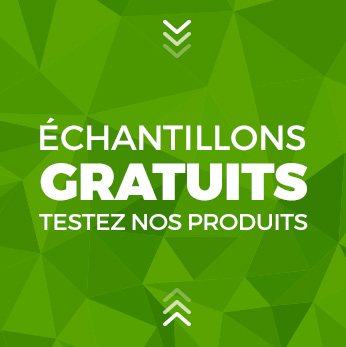 Echantillons gratuits